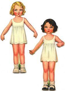 Kathleen Taylor's Dakota Dreams: Thursday Tab- Milton Bradley Betty Campbell Round About Dolls Paper Toys, Paper Crafts, Paper People, Paper Dolls Printable, Vintage Paper Dolls, How To Make Paper, Free Paper, Vintage Images, Art Dolls