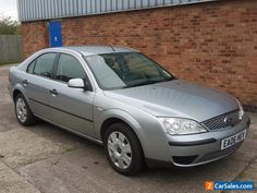 FORD MONDEO LX TDCI 2006 '06 REG DIESEL 94000 MILES  NO RESERVE #ford #mondeo #forsale #unitedkingdom