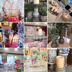 Centros de mesa  Bodas con arte  Flores de Mallorca
