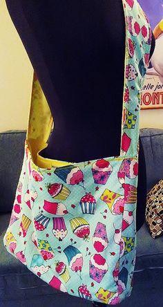 Cupcake Slouch bag, soft liner, super cute! $45 seth@houseofsandol.com Copyright ©2011-14 HOUSE OF SANDOL