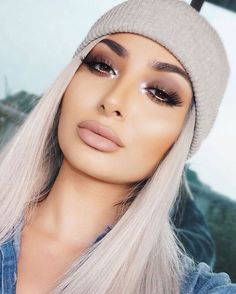 Image result for monochromatic makeup