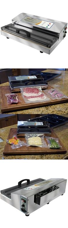 other fish processing cooking weston pro2300 ss vacuum sealer vacuum sealers - Weston Vacuum Sealer