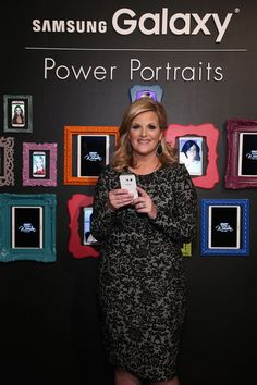 Trisha Yearwood Photos - Singer Trisha Yearwood attends Variety's Power Of Women New York Brought To You by Samsung Galaxy at Cipriani Street on April 2015 in New York City. - Variety's Power Of Women New York Brought To You By Samsung Galaxy Bradenton Florida, Entertainer Of The Year, Trisha Yearwood, 42nd Street, Garth Brooks, April 24, Role Models, All About Time, Georgia