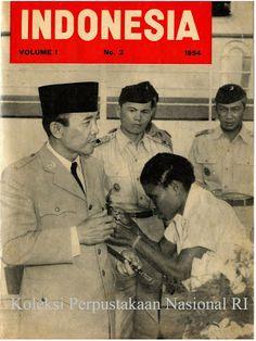 Info Berita Baru Terbaik: Soekarno pada Cover, Majalah Indonesia tahun 1954
