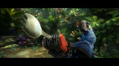 """Here's some """"behind the scene"""" about the animation workflow I used working on RIO2. I hope you'll enjoy it!! :-)"""
