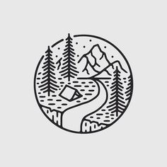 Apologies for the lack of updates recently I've been busy with a lot of client work that's all kept under wraps for now. Can't wait to show you guys what I've been working on though! #graphicdesign #design #illustration #art #artwork #drawing #handdrawn #slowroastedco #travel #explore #nature #adventure #outdoors #mountains #camping by liamashurst