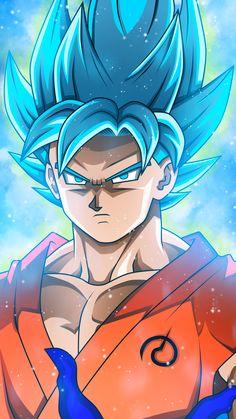 Goku goku pinterest dragon ball dragones y fondos - Dragon ball z live wallpaper iphone ...