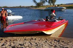 Hot Boat - I really like this Jet Boat