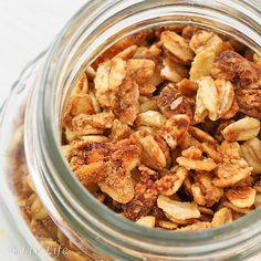 Peanut Butter Granola... don't mind if I do!!