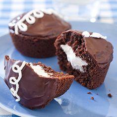 Homemade Hostes cupcakes...