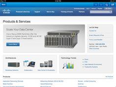 iPad app for Cisco Support Community
