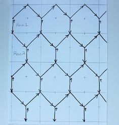 QuiltFabrication: Chicken Wire Quilting