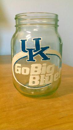 Kentucky wildcats mason jar #Ultimate Tailgate and #Fanatics