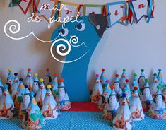 MAR DE PAPEL: El primer cumple de Martín: BabyTV Baptism Party, 1st Birthday Parties, Little Babies, Martini, Birthdays, David, 1 Year, Party, Baby Mickey