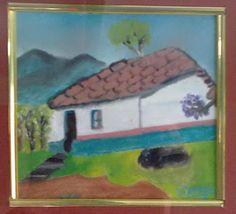 GUILLERMO CARVAJAL ALVARADO. COSTA RICA : SU PINTURA