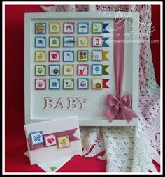 Spring Sampler....Or Baby Sampler - you choose! from creatin' with kirsteen