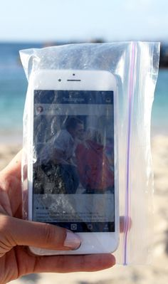 How to get a waterproof phone case on the cheap!