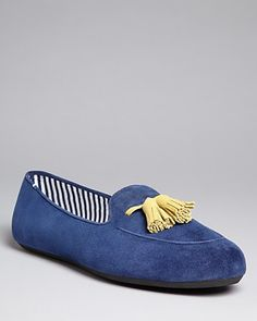 Charles Philip Suede Casual Loafers - All Shoes - Shoes - Men's - Bloomingdale's