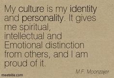 37 Awesome cultural identity quotes images