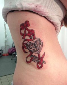 Lock and key tattoos - 50 Inspiring Lock and Key Tattoos | Art and Design