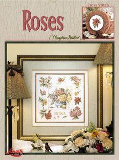 Roses (Leisure Arts #3279): Lanarte (m Bastin): 9781609009205: