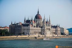 The Hungarian Parliament Building in Budapest - things to do in Budapest
