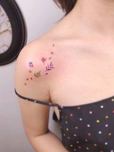 Mini Tattoos, Black Tattoos, Music Symbols, Couple Tattoos, Mandala Tattoo, White Ink, Tattoos For Women, Minis, Watercolor Tattoo