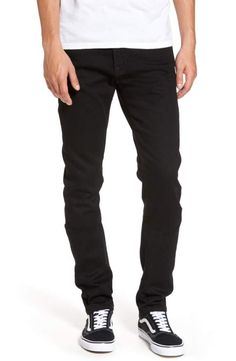 AG Dylan Slim Skinny Fit Jeans (Deep Pitch)  cbed54dae74