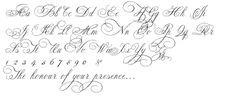 Formal/Fancy Fonts - EnvelopMe.com Fancy Fonts, Victoria, The Incredibles, Math, Formal, Preppy, Stylish Fonts, Math Resources, Mathematics