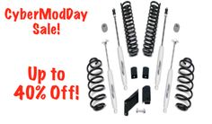 Up to 40% off Pro Comp Suspension Lifts!