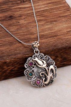 Stone Jewelry, Jewelry Art, Jewellery, Handmade Silver, Handicraft, Bling, Necklaces, Pendant Necklace, My Style