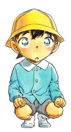 Cute Shinichi
