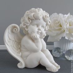 VK is the largest European social network with more than 100 million active users. Angel Decor, Angel Art, Angel Drawing, Angel Sculpture, I Believe In Angels, Garden Angels, Angel Statues, Angels In Heaven, Buddhist Art