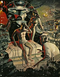 Wally Wood - The Forever Machine