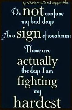 Fighting the hardest to feel all the monster I have inside and not kill it all...