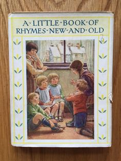 A Little book of Rhymes New and Old: Cicely Mary Barker