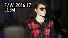 Coach Fall/Winter 2016.17 | London Collections: Men Fashion Tv, Fashion Show, Fall Winter, Menswear, Plaid, Collections, London, Shirts, Tops