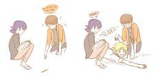 Jealous!Adrien is my jam