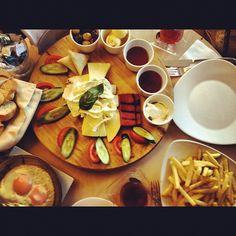 Turkish Breakfast Photo by incinba
