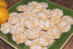 Lemon Crackle Cookies | Tasty Kitchen: A Happy Recipe Community!