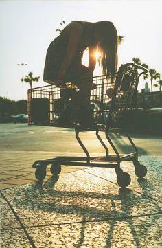 Ann He shopping cart