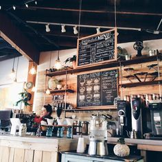 Have you tried the Village Grind? One of our favorite coffee shops in Greenville, SC! Photo by eskijo // yeahTHATgreenville