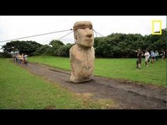 [ARTICLE] Easter Island's statues may have been 'walked' to their location  By Eric Pfeiffer, Yahoo! News | The Sideshow – Wed, Jun 20, 2012