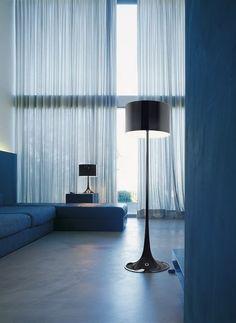 Spunlight F - Floor lamps - Interior lighting - lighting - Products