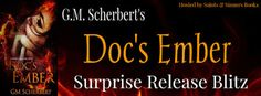 Amber Daulton: Release Blitz - 'Doc's Ember Surprise' by GM Scher...