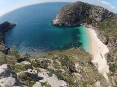 Albanian Riviera, (FromAir) 2017 The best beaches and places, VisitAlbania! - YouTube