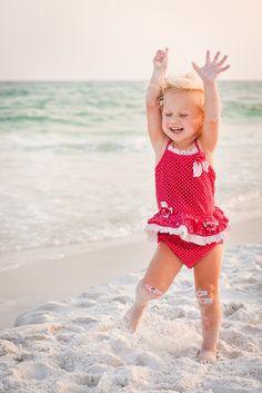Lekker naar het strand