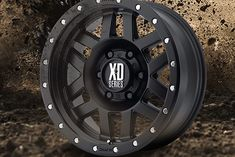"#WheelCrushWednesday Do you have a Jeep JK that's ready for some new wheels??!! Big Brand Tire & Service carries a full line of KMC wheels including these 17"""" XD128 Machete's. DM us or call your local store for pricing and fitment. #BigMeansGo #wheels #tires #offroadtrucks #offroadjeep #instacar #truck #oxnard #ventura #camarillo #bakersfield #goleta #santabarbra #canogapark #lompoc #porterville #pasorobles #santamaria #tulare #atascadero #arroyogrande #simivalley #tuner #motometalwheels…"