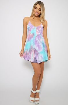 Stealin' Hearts Dress - Print | Clothes | Peppermayo