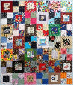 I Spy Children Blanket Baby Lap Quilt Readymade